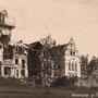 Ruine des Schlosses Kokenhusen - Koknese, Livland, Lettland (um 1930)