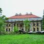 Bokenhof, Suddenbach, Hardemois - Bukas, Bukus Muiza, Livland - Lettland (2019), Auffahrtseite