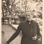 Sanglienen - Chmeljowka, Ostpreussen, Russland, Kaliningrad (Foto 1938), Vermutlich die Hausherrin