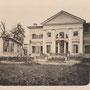 Gutshaus Gross-Eckau - Iekava, Kurland, Lettland (um 1915)