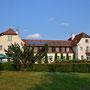 Gartenpungel - Wojciechy, Ostpreußen - Polen (2020), Auffahrtseite