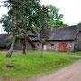 Lahnhof - Lani, Lanu Muiza, Livland - Lettland (2019), Wirtschaftsgebäude