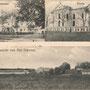 Herrenhaus Dweten, Dweeten - Dviete, Kurland - Lettland (um 1916)