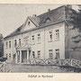 Märzendorf, Merzendorf - Mercendarbe, Kurland - Lettland (um 1918), Auffahrtseite