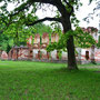 Elley, Ellei - Eleja, Kurland - Lettland (2019), Schlossruine