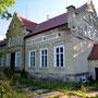 Niederhof - Nisko, Ostpreussen - Polen (2020), Eingangsseite