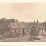 Bislang unbekanntes Gutshaus in Ostpreußen, Memelgebiet (um 1915)