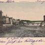 Narwa - Narva, Hermannsfeste und Festung Iwangorod (um 1904)