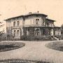 Gergehnen - Girgajny, Ostpreußen - Polen (1907), Parkseite