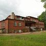 Herrenhaus Quellenstein - Allikukivi, Hallikukiwi, Livland - Estland (2018), Parkseite