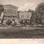 Schlossberg bei Illuxt - Pilskalne/Slosbergas Muiza bei Ilukste, Kurland - Lettland (um 1916)