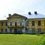 Herrenhaus Waddemois - Vaimoisa, Estland (2016), Auffahrtseite