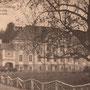 Schloss Kautzmünde Aahof - Kaucminde Sauleine, Kurland, Lettland (um 1917)