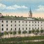 Schloss Riga, Livland, Lettland (um 1917)