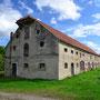 Perswalde - Perly, Ostpreußen - Polen (2020), Wirtschaftsgebäude