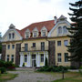 Ublick - Ublik, Ostpreussen - Polen (2018), das ursprüngliche Schloss ist kaum noch zu erkennen