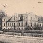 Schloss Waldeck bei Mitau - Valdeka in Jelgava, Kurland Lettland (um 1916)