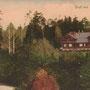 Jagdschloss Rominten - Raduschnoje, ostpreussen, Russland, Kaliningrad (hist. Ansicht)