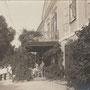 Bislang unbekanntes Herrenhaus in Ostpreußen (historische Ansicht)