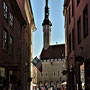 Reval - Tallinn, Estland (2016), Blick auf das Berühmte Rathaus