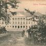 Schloss Katzdangen - Kazdanga, Kurland, Lettland (um 1907)