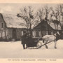 Gutshaus Schönberg - Skaistkalne, Kurland, Lettland (hist. Ansicht)