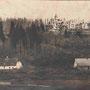 Ruine des Schlosses Kokenhusen - Koknese, Livland, Lettland (um 1918)