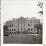 Quittainen - Kwitajny, Ostpreussen - Polen (Mai 1941), Als Regiments-Stabsquartier genutzt
