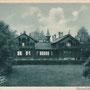 Jagdschloss Rominten - Raduschnoje, ostpreussen, Russland, Kaliningrad (um 1934)
