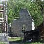 Wenden bei Hapsal - Vönnu bei Haapsalu, Estland (2019), die Ruine des Haupthauses