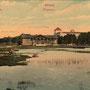 Burg Arensburg auf Oesel - Kuressaare auf Saaremaa, Livland - Estland (um 1911)