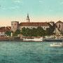 Schloss Riga, Livland, Lettland (hist. Ansicht)