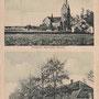 vermutlich Taddenhof bei Rubinen - Tadenava bei Rubeni (um 1916)