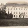 Mazsalaca - Salisburg, Livland, Lettland (zwischen 1905 und 1925), Schloss ausgebrannt und leer