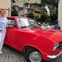 Foto: Andreas Ender | Theresia, stolze 85 und zum 7. Mal dabei - vielleicht auch bald ein iG Mitglied