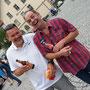 Foto: Andreas Ender | photo-art+painting | www.grossartig.at | iG Mitglieder Peter und Bernie hatten sichtlich ihren Spass!