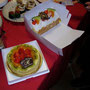 エメ・ル・シャットリーのケーキ。