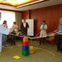 Training + Spiel + Führungskompetenz + Türme von Hanoi
