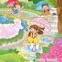 ジャンボまちがい絵さがしパル 2012年 06月号/隠し絵(英和出版社)