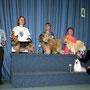 Hurra!!! 2.Platz beim Senior-Handling