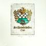 """""""Altes Stadtwappen von Kirchheimbolanden"""""""