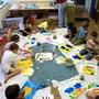 Malgruppe, Atelieransicht