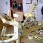 Papiermachéfiguren Aufbau