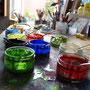 Farben selbst herstellen