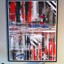 magic lights, Größe 100 x 70 cm, - Sylvio Zornsch