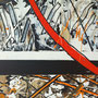 - crazy crazy nights - Detail - Sylvio Zornsch - Painting