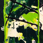- welcome to the jungle - Detail - Sylvio Zornsch - Painting