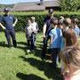 15. Juni 2012 Besuch der 3. Klasse Volksschule