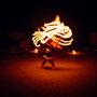 Dhyana Feuertanz Fächer