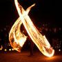 YaTaraYa Feuertanz Feuershow Seile